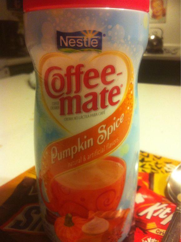 I love October....
