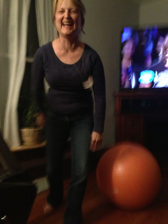 TV ball